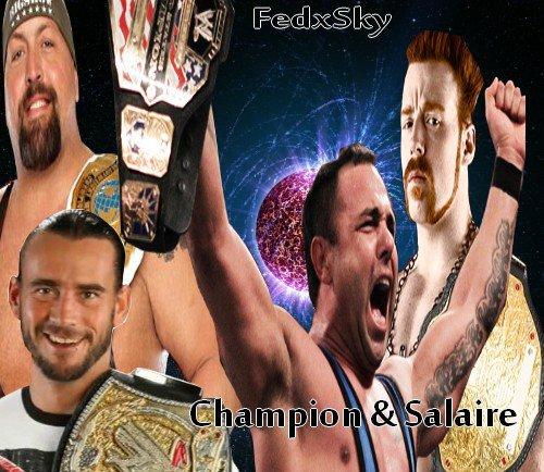 Champion & Salaire