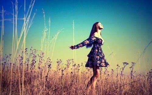 <<Je ne veux désormais collectionner que les moments de bonheur.>>
