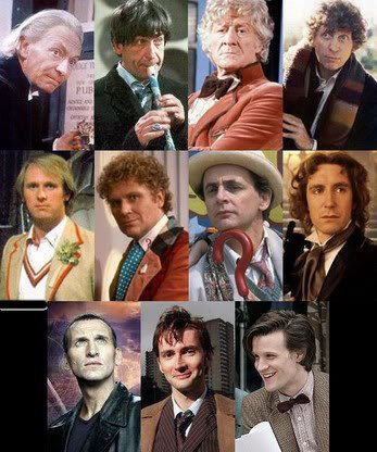 les  11 doctor
