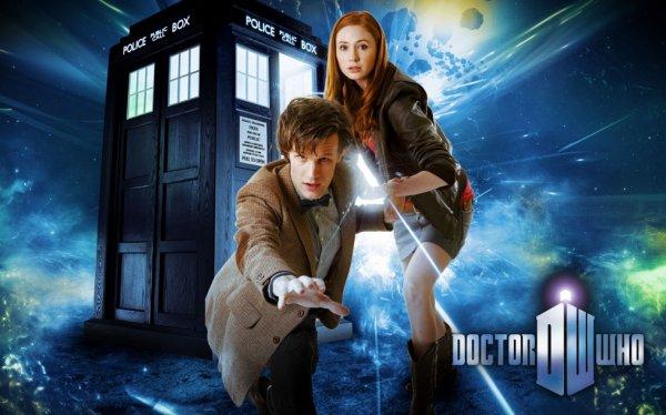 le 11eme doctor et emile pond