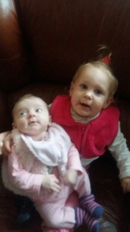 Mes filles ma vie ❤❤❤