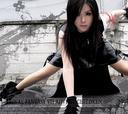 ifa Lockhart Cosplay - Black Costume