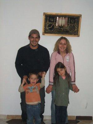 Tonton ,Tatie , Tonie et Stessy