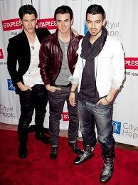 Les Jonas Brothers ...