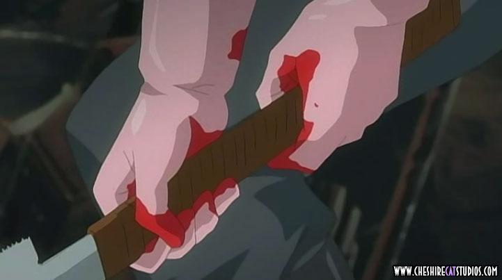Episode 4: Instinct meurtrier.