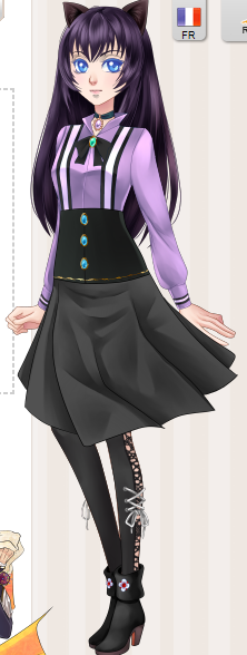Garde-robe Malicia/Aya.