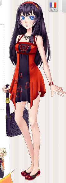 Garde-robe Mizuno/Aya .