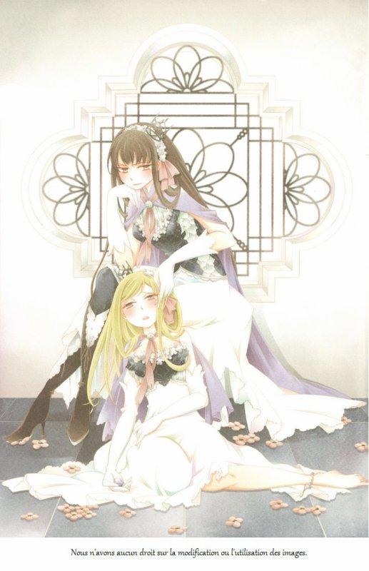 Asagao to Kase-san chapitre 1 (partie 1)