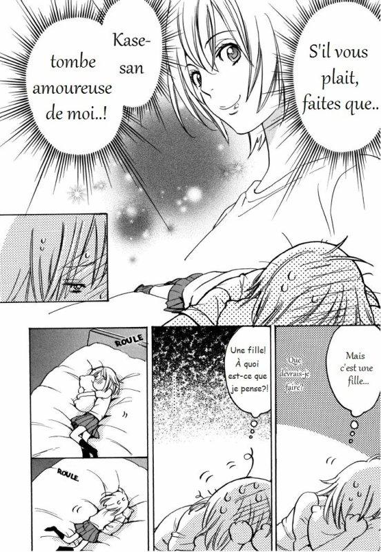 Asagao to Kase-san chapitre 1 (partie 3)
