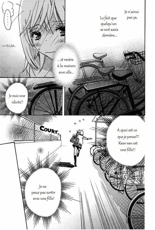 Asagao to Kase-san chapitre 2 (partie 2)