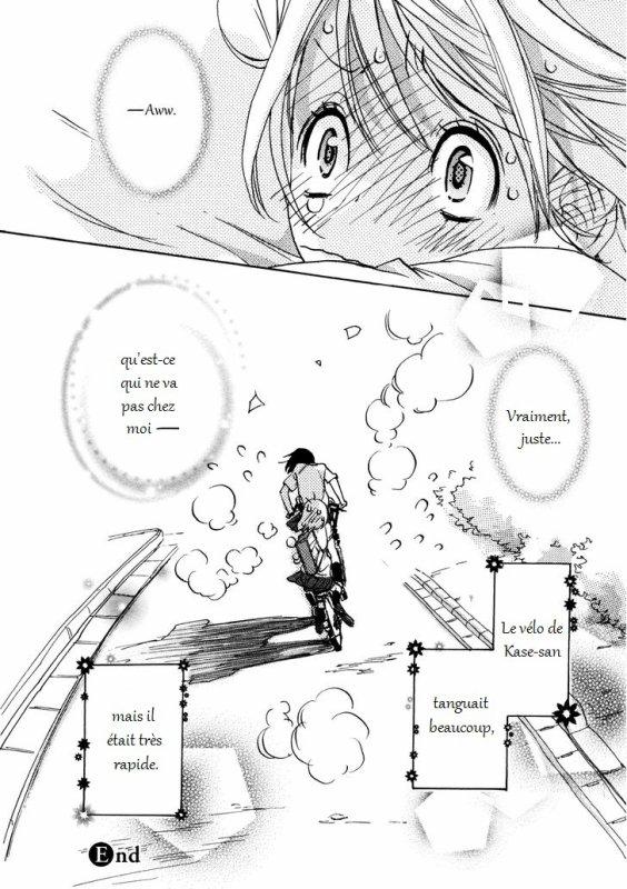 Asagao to Kase-san chapitre 2 (partie 4)
