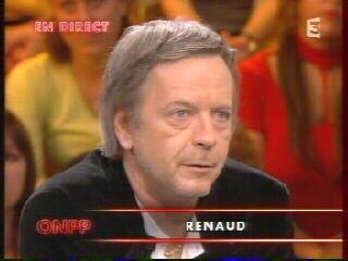 les passages tele de renaud 2005