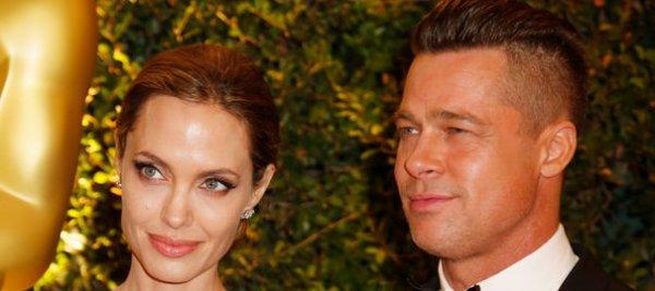 Angelina Jolie offre une île en forme de coeur à Brad Pitt