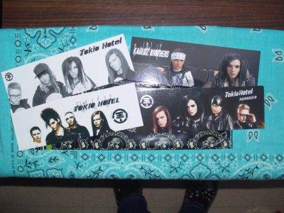 Les cadeaux que j'ai reçu quand j'ai reçu avec Mini Bill =)