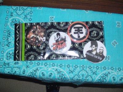 Les cadeaux que j'ai reçu quand j'ai eu Mini Tom =)