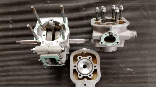Pochette de joints pour moteur bidalot g2 open, g3 fs