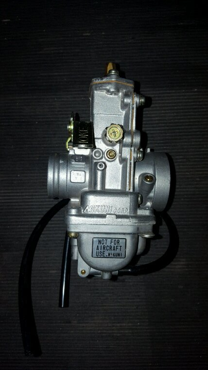 Vend carburateur mikuni 28 tm neuf