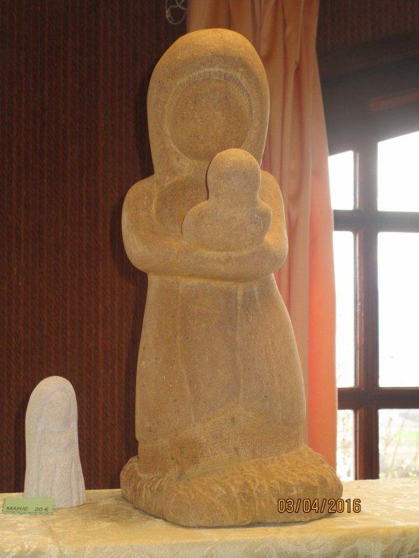 Mère à l'enfant VENDU