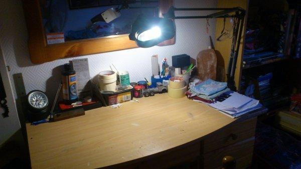 mon garage ^^