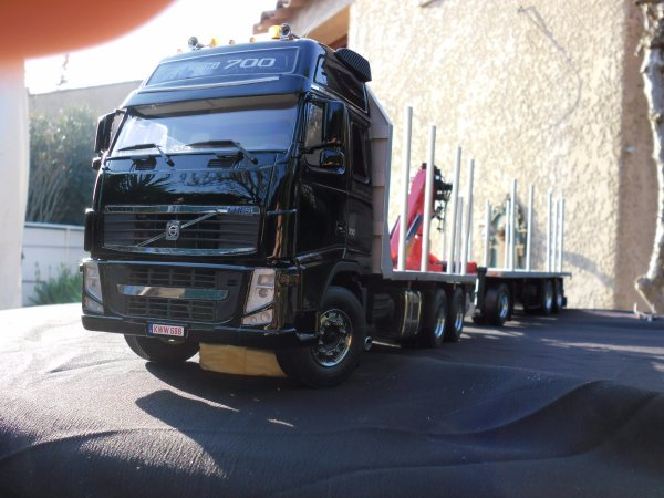 Volvo FH16 700 Grumier