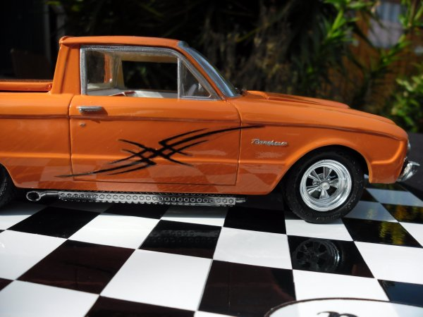Ford Ranchero Custom 1961