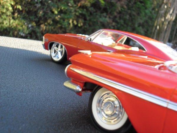 Chevrolet Impala 59' & 67'