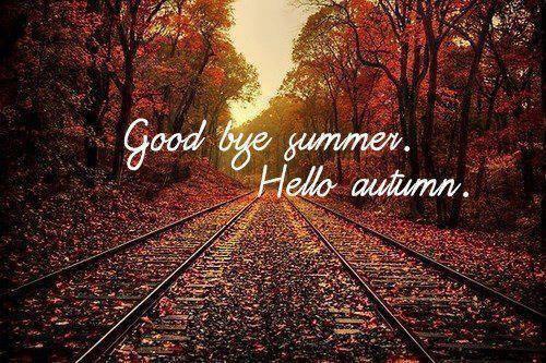Passage en automne !