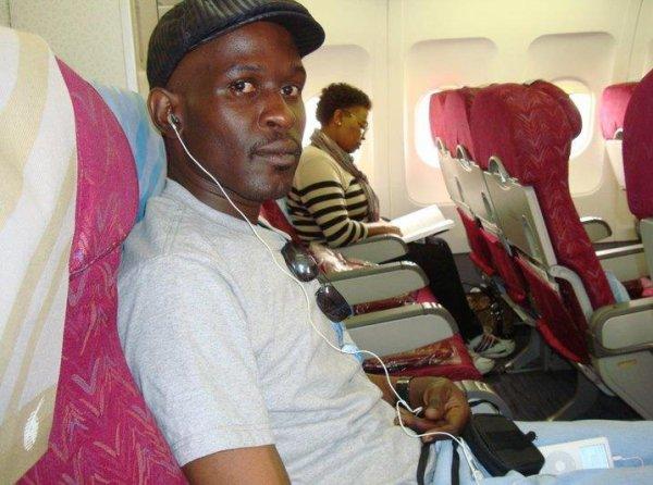 Qatar airways flight to Kenya