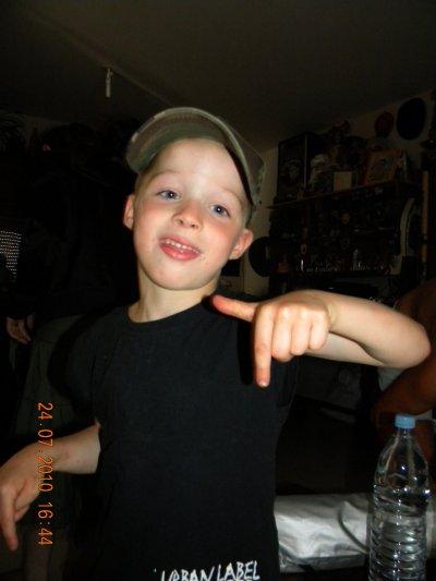 mon neveu chéri