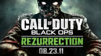 CALL OF DUTY BLACK OPS REZURRECTION (PACK)