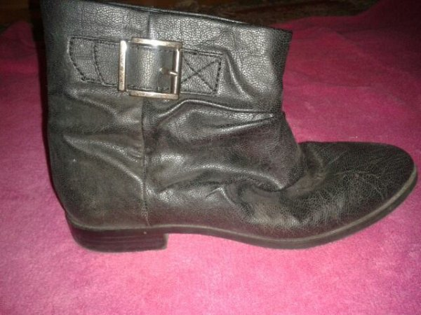 Bottines ZARA taille 37