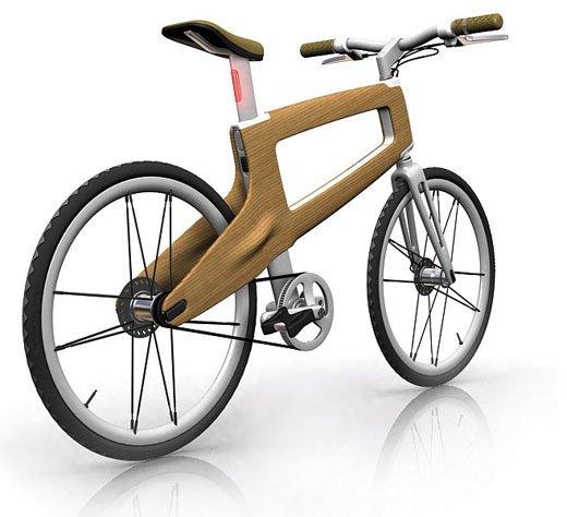 le nouveau vélo d'internet