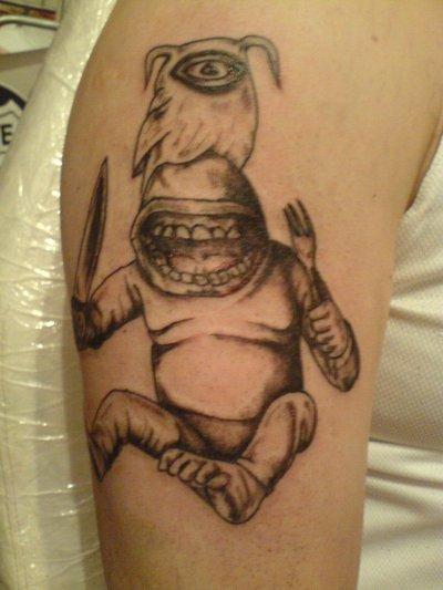 tattoo y jeanjean
