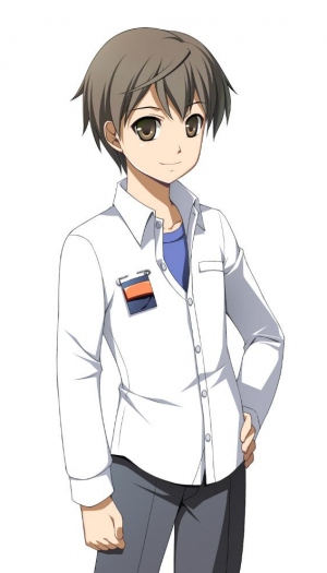 personnage de Corpse Party Partie 1