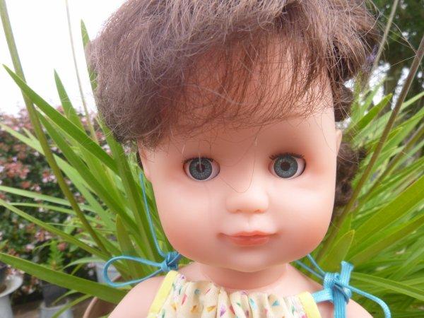 Ma deuxième poupée Modes et Travaux vient d'arriver