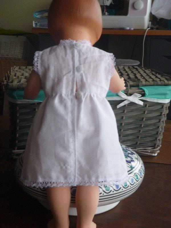 Les premiers vêtements de Françoise