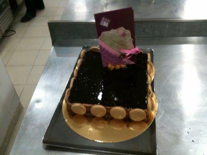 gâteau d' anniversaire