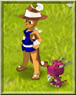 Miss-pown, Panda level 199