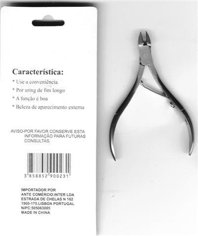 Caderneta de cromos, cromo #1