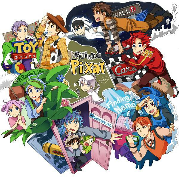 Articles De Missdragnir Tagges Wall E Manga Fairytail