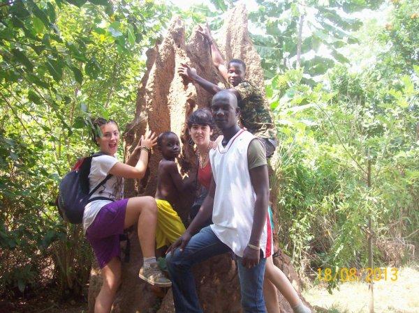 l'excursion sur kpalimé