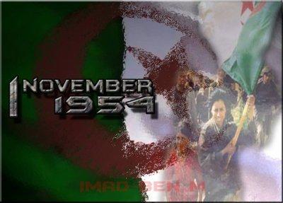 1er Novembre 1954 La Revolution Algerienne