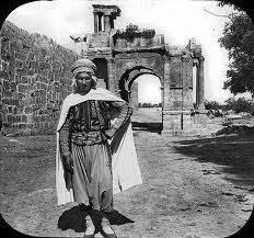 This photo was taken circa 1900. Thevestis (Tebessa)