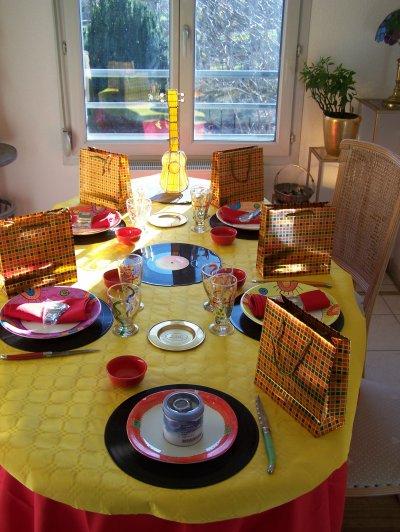 L 39 art de la table pipoll - L art de la table ...