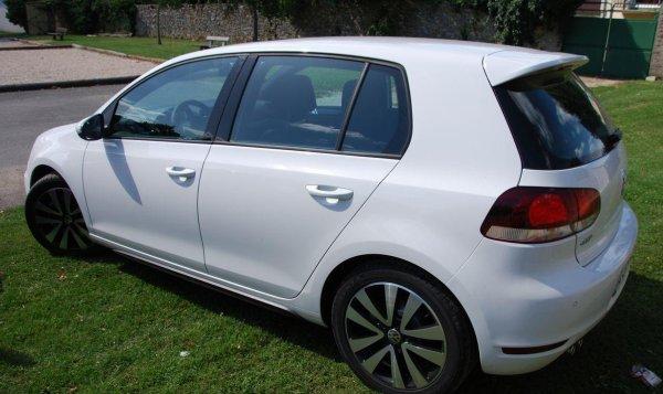 Ma petite voiture avan de l'acheter :)