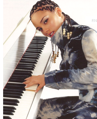 Songs in A Minor / Alicia Keys - A Woman's Worth (2001)