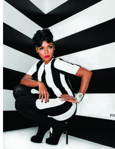 The Electric Lady / Janelle Monáe - Dance Apocalyptic (2013)