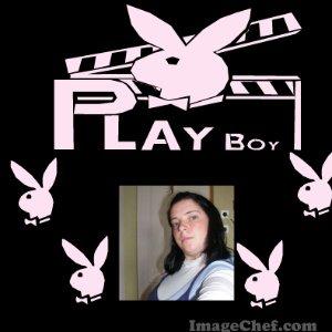 moi avec le deco playboy