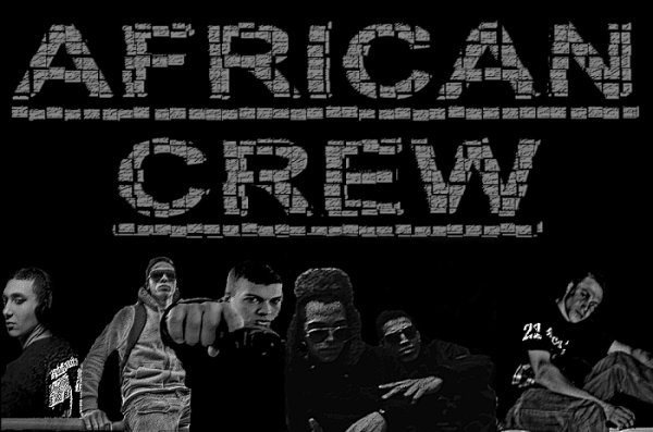"Le Groupe "" AFRICAN CREW ""  ( Image version Association PA2H )"
