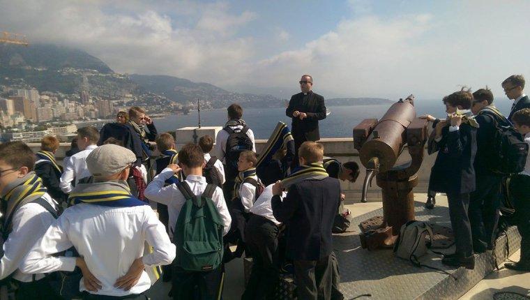 Tourné à Monaco - J2!